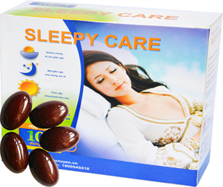 TPCN SLEEPY CARE nang mềm